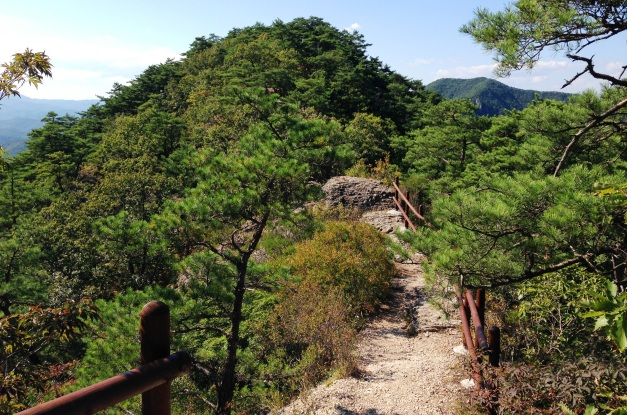 Juwangsan National Park